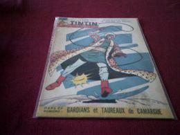 TINTIN N° 655 MAI 1961 - Tintin