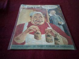 TINTIN N° 674 SEPTEMBRE 1961 - Tintin
