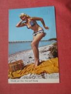 Florida For Sun Fun & Beauty     Ref 4120 - Pin-Ups