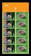 Finland 2020 Mih. 2697/98 NORDEN. Fauna. Mammals. Squirrel And Hedgehog (M/S) MNH ** - Neufs