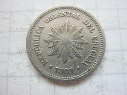 Uruguay , 1 Centesimo 1901 - Uruguay