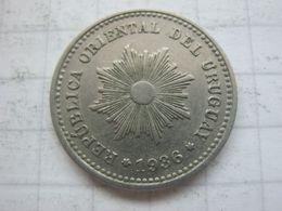 Uruguay , 1 Centesimo 1936 - Uruguay