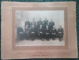 Photo - Ville D' HENIN-LIETARD (62) - Souvenir Français - Groupe - 1928 - Pas Carte Postale - - Henin-Beaumont