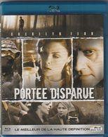 """DVD BLU RAY """" PORTEE DISPARUE """" - Policiers"""