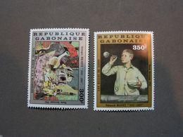 Gabun , Art 839-840  ** MNH  €  10,00 - Gabón (1960-...)