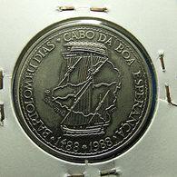 Portugal 100 Escudos 1988 Bartolomeu Dias - Portogallo