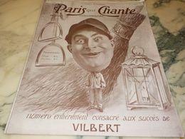 PARIS QUI CHANTE 1905 - Scores & Partitions