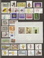 Allemagne Fédérale 1984 - Année Complète MNH - 1029/65 - Lots & Kiloware (mixtures) - Max. 999 Stamps