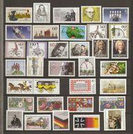Allemagne Fédérale 1985 - Année Complète MNH - 1066/99 - Lots & Kiloware (mixtures) - Max. 999 Stamps