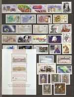 Allemagne Fédérale 1986 - Année Complète MNH - 1100/35 - Lots & Kiloware (mixtures) - Max. 999 Stamps