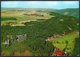 D6610 - TOP Burg Ruine Altleiningen - Fliegeraufnahme Deutsche Luftild KG Hanburg - Castles