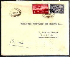 32848 - Par Avion Pour La France - Covers & Documents