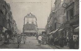 78 - SAINT GERMAIN - La Rue Du Vieux Marché  (Belle Animation - 1908) - St. Germain En Laye