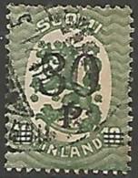 FINLANDE / REPUBLIQUE N° 95 OBLITERE - Finland