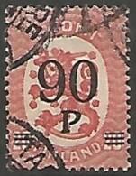 FINLANDE / REPUBLIQUE N° 97 OBLITERE - Finland