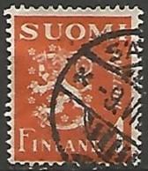 FINLANDE / REPUBLIQUE N° 148 OBLITERE - Finland