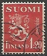 FINLANDE / REPUBLIQUE N° 149 OBLITERE - Finland