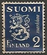 FINLANDE / REPUBLIQUE N° 151 OBLITERE - Finland