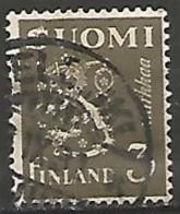 FINLANDE / REPUBLIQUE N° 152 OBLITERE - Finland