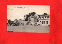 G0406 - CHAUMONT - D52 - Place De La Gare - Hall Des Autobus - Chaumont