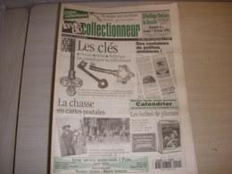 LVC VIE Du COLLECTIONNEUR 099 29.09.1995 BOITES De PLUMES Les CLES La CHASSE - Collectors