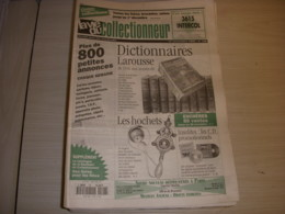 LVC VIE Du COLLECTIONNEUR 106 17.11.1995 DICTIONNAIRE LAROUSSE Les HOCHET ONU - Collectors