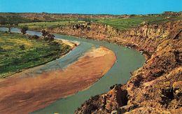 CPSM - USA - Theodore Roosevelt National Memorial Park - North Dakota Badlands - Autres