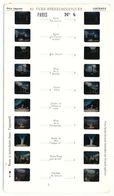 Vues Stéréoscopiques LESTRADE (diapositives Kodachrome) PARIS N° 4 Louvre Concorde Notre Dame Rue Royale. - Diapositives (slides)