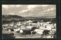 AK Jericho, General View Of Jericho And Mount Of Temptation - Palestina