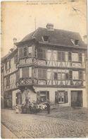 MOLSHEIM : MAISON CONSTRUITE EN 1706 - Molsheim