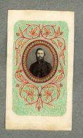 Old Photo Cdv Médaillon Portait Jeune Homme Barbe Enluminure Illumination Highlights Très Beau Travail Vers 1870 - Anciennes (Av. 1900)