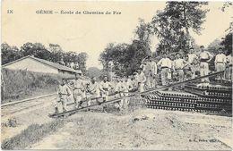 GENIE : ECOLE DE CHEMIN DE FER - France
