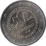 2E210 - SLOVAQUIE - 2 Euros Commémorative - Visegrád 2011 - Slovaquie