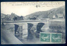 Cpa Du 22 St Brieuc - Le Légué , Le Pont De Pierre  AVR20-124 - Saint-Brieuc