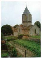 CPM    87   SAINT HILAIRE LES PLACES       -   L EGLISE LIMOUSINE DU VIEUX SAINT HILAIRE - France
