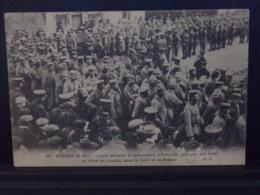 557 MILITARIA . AMPLE MOISSON DE PRISONNIERS ALLEMANDS FAITE PAR NOS AMIS ET ALLIES LES ANGLAIS . DANS LE NORD DE LA FRA - Guerra 1914-18