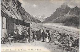 CHAMONIX : LE CHAPEAU ET LA MER DE GLACE - Chamonix-Mont-Blanc