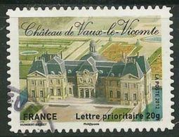 2012 Yt Adh 731 (o) Château De Vaux-le-Vicomte - Oblitérés