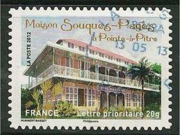 2012 Yt Adh 736 (o) Maison Souques-Pagès - Oblitérés