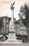 AVEYRON  12  MILLAU   MONUMENT COMMEMORATIF - GUERRE 1870 71 - Millau