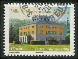 2012 Yt Adh 735 (o) Villa Palladienne De Syam - Oblitérés