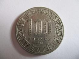 Chad: 100 Francs 1983 - Chad