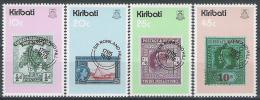 Kiribati  N° 17/20  YVERT NEUF ** - Kiribati (1979-...)