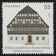 2862 Hartenstein Von Der 200er-Rolle, GERADE Nr. ** - [7] Federal Republic