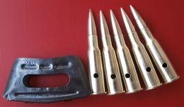 Clip Chargeur BETHIER 5 Coups WWI - Armi Da Collezione