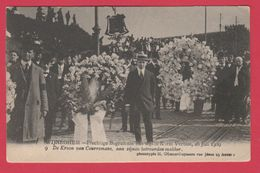 Wijnegem - Plechtige Begrafenis Van Wijlen Karel Verbiest, 26 Juli 1909 ( Voir Verso ) - Wijnegem