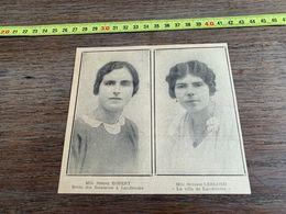 ANNEES 20/30 SIMONE ROBERT REINE DES FENAISONS A LANDRECIES SUZANNE LEBLOND - Collections