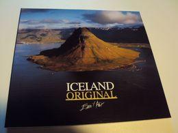 ICELAND ORIGINAL - Books, Magazines, Comics