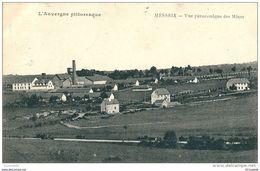 63  MESSEIX  -   Vue  Panoramique  Des  MINES - Autres Communes