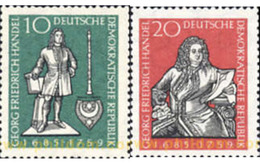 Ref. 150544 * MNH * - GERMAN DEMOCRATIC REPUBLIC. 1959. BICENTENARY OF THE DEATH OF THE COMPOSER GEORG FRIEDRICH HANDEL - Coat Of Arms
